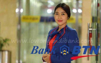 Lowongan Bank Terbaru dari PT. Bank Tabungan Negara (Persero), Tbk